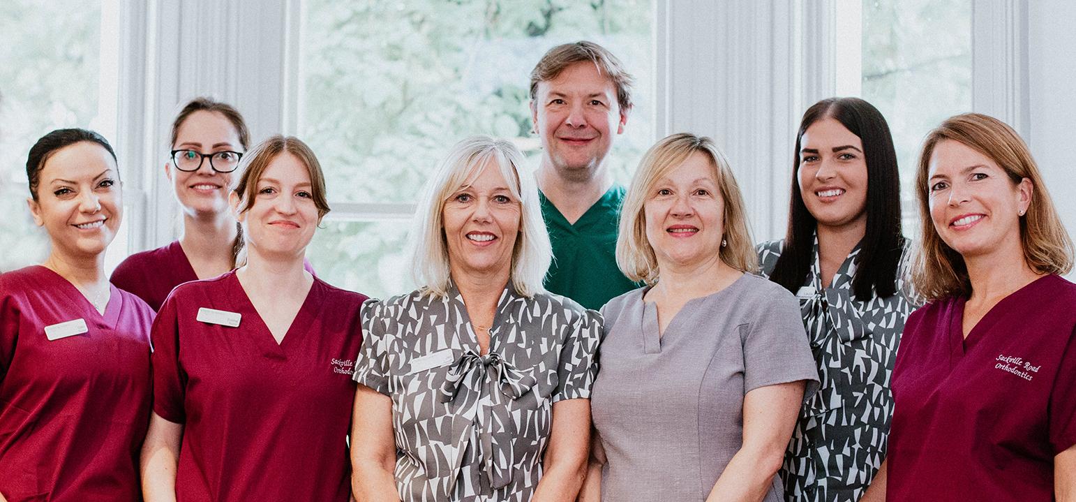 Splash Orthodontics team