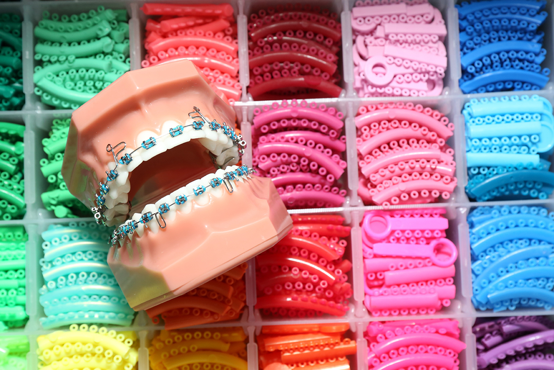 Braces colours