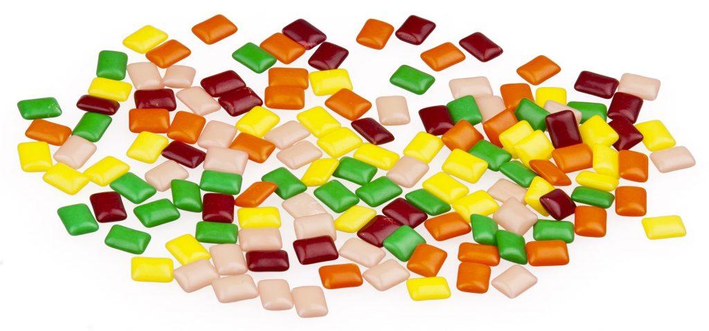 bad chewing gum