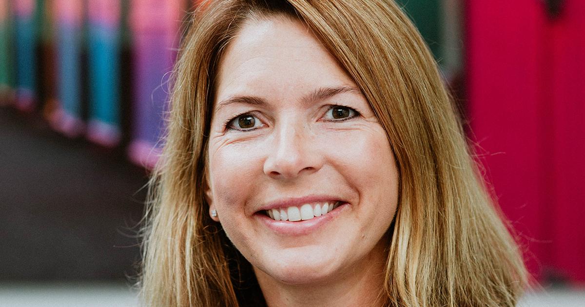 Orthodontist Sarah Grieve